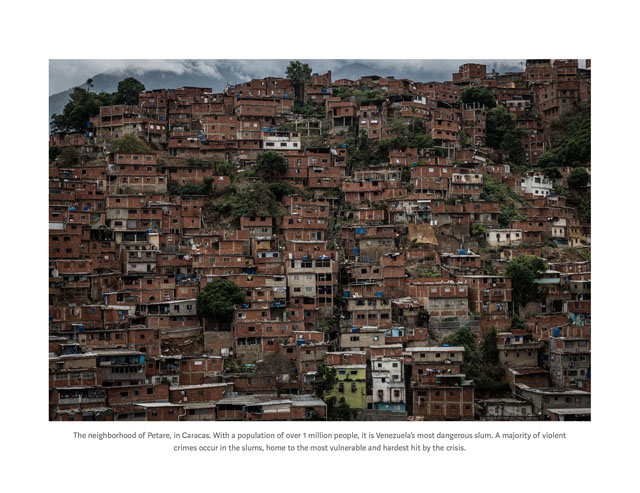 Venezuela's hungry downward spiral 8