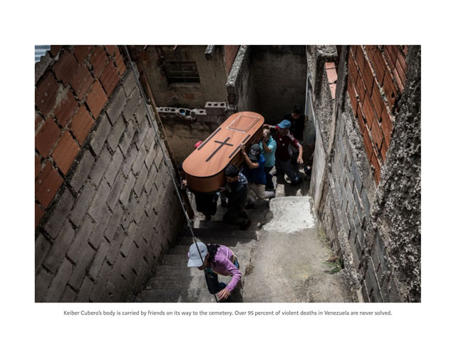 Venezuela's hungry downward spiral 9