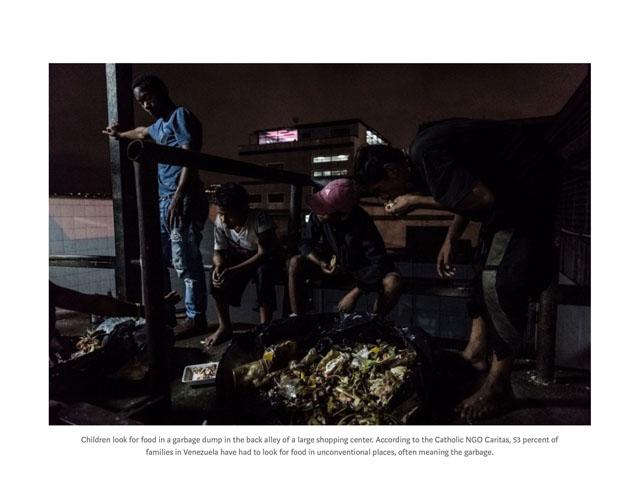 Venezuela's hungry downward spiral 10