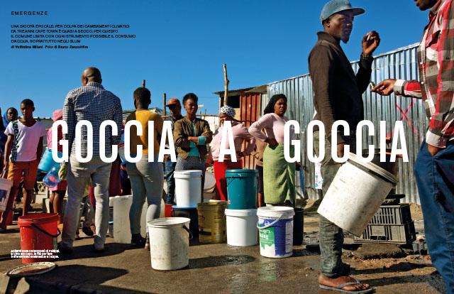 Cape Town | Goccia a goccia 1