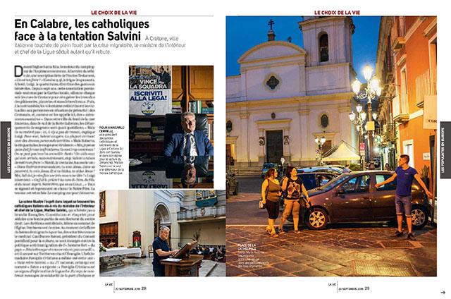 Crotone   En Calabre, les catholiques face à la tentation Salvini 1