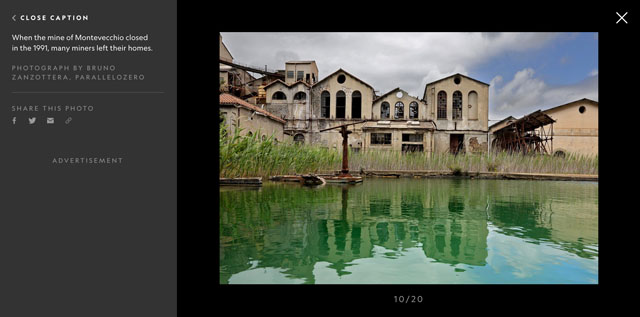 See Inside Italy's Ghost Villages 10