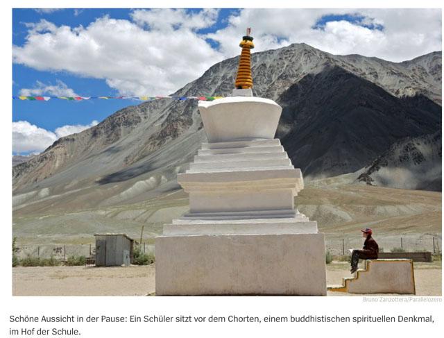 Lehrer im Himalaya   Schule auf dem Dach der Welt 9