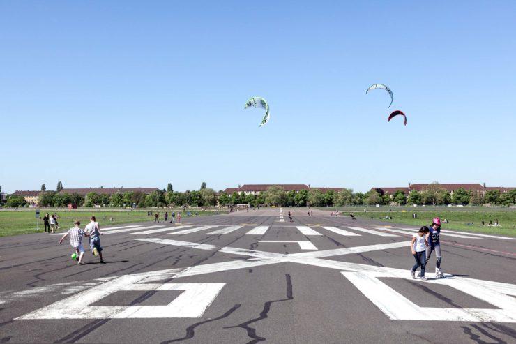 Tempelhof playground