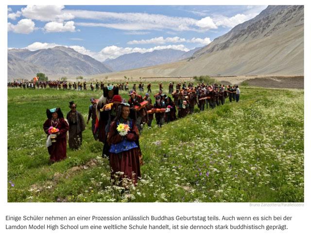 Lehrer im Himalaya   Schule auf dem Dach der Welt 10
