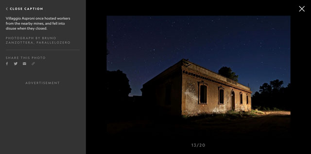 See Inside Italy's Ghost Villages 13