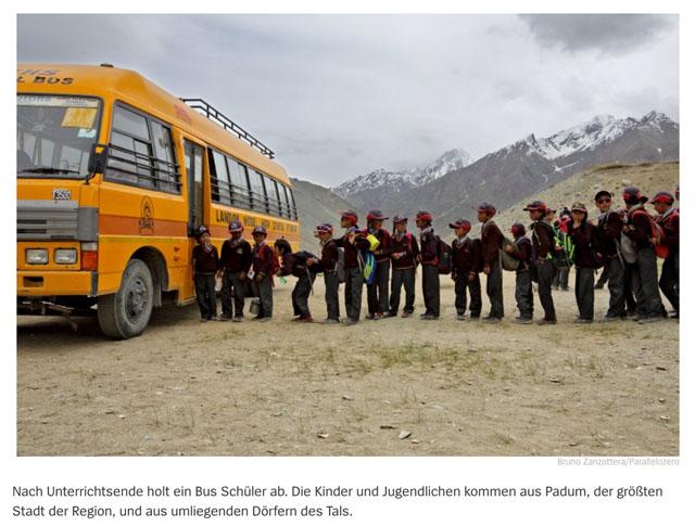 Lehrer im Himalaya   Schule auf dem Dach der Welt 11