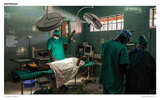 L'ospedale che aiuta anche i sani 2