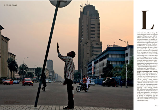 Congo, venti di guerra 3