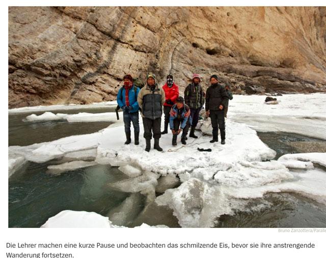 Lehrer im Himalaya   Schule auf dem Dach der Welt 4