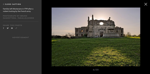 See Inside Italy's Ghost Villages 6