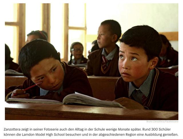 Lehrer im Himalaya   Schule auf dem Dach der Welt 6