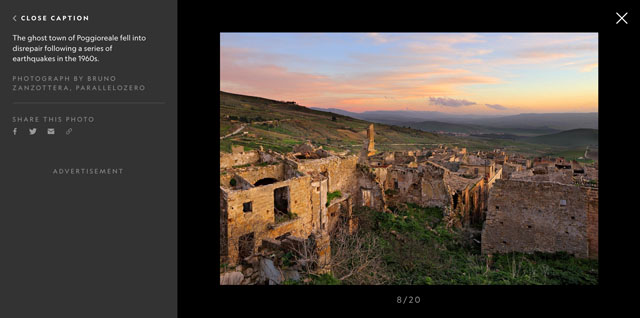 See Inside Italy's Ghost Villages 8