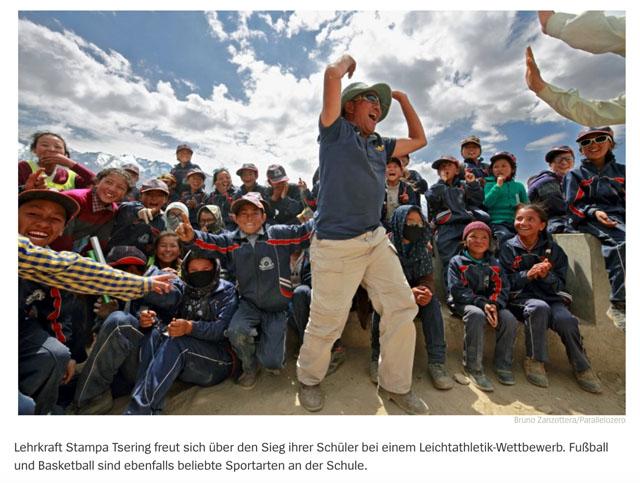 Lehrer im Himalaya   Schule auf dem Dach der Welt 7