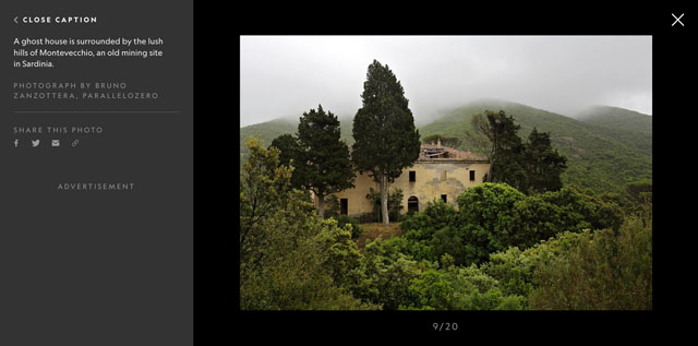 See Inside Italy's Ghost Villages 9