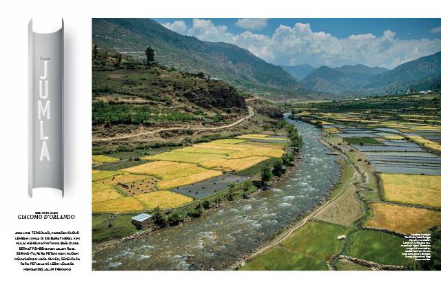 Jumla Valley   Mid-Western Nepal 1