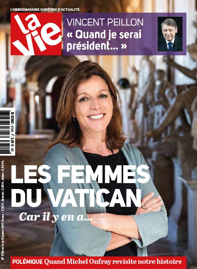 Les femmes du Vatican 1