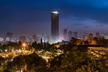 Addis Abeba. The New Flower Of Africa