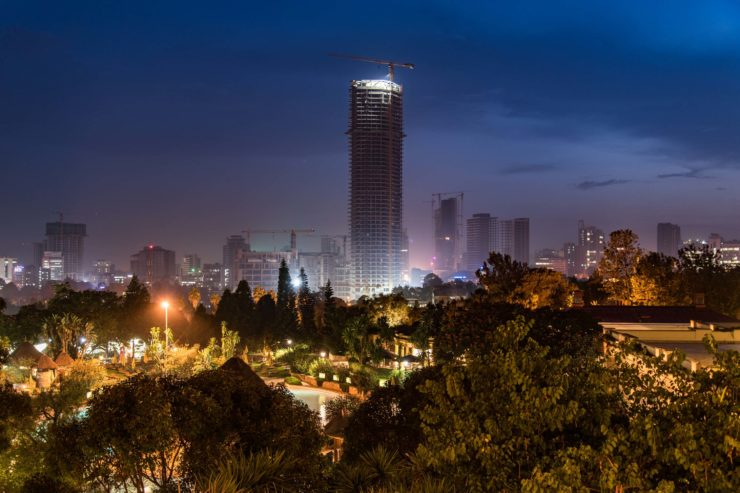 Addis Abeba. The New Flower Of Africa 3
