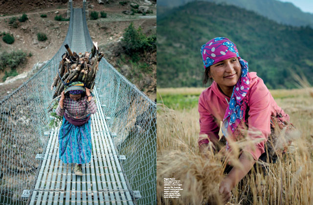 Jumla Valley   Mid-Western Nepal 2