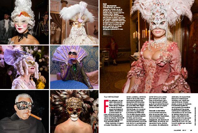 Les soirées secrètes du carnaval de Venise 3