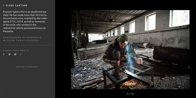 Illegal Visits to Chernobyl's Dead Zone 3