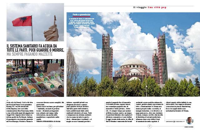 Tirana | Colorata e complicata 5