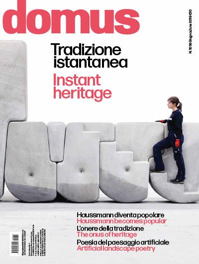 L'onere della tradizione | The onus of heritage 5