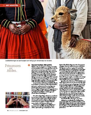 Prinsessen av Andes 7