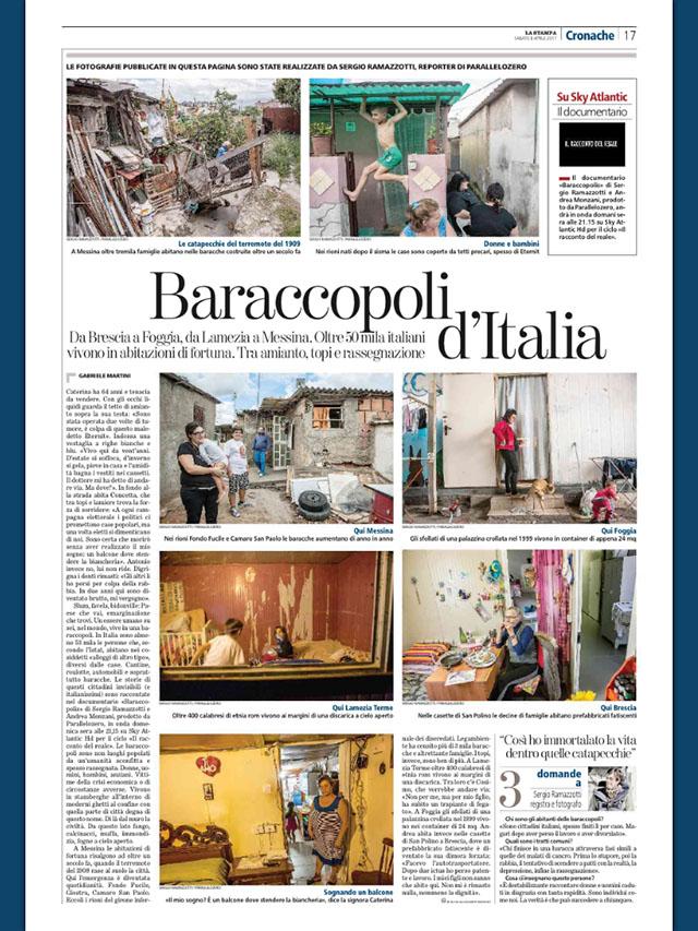 Baraccopoli d'Italia 1