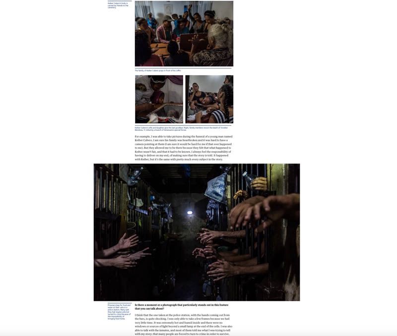 Venezuela's revolution of hunger: a photo essay 9