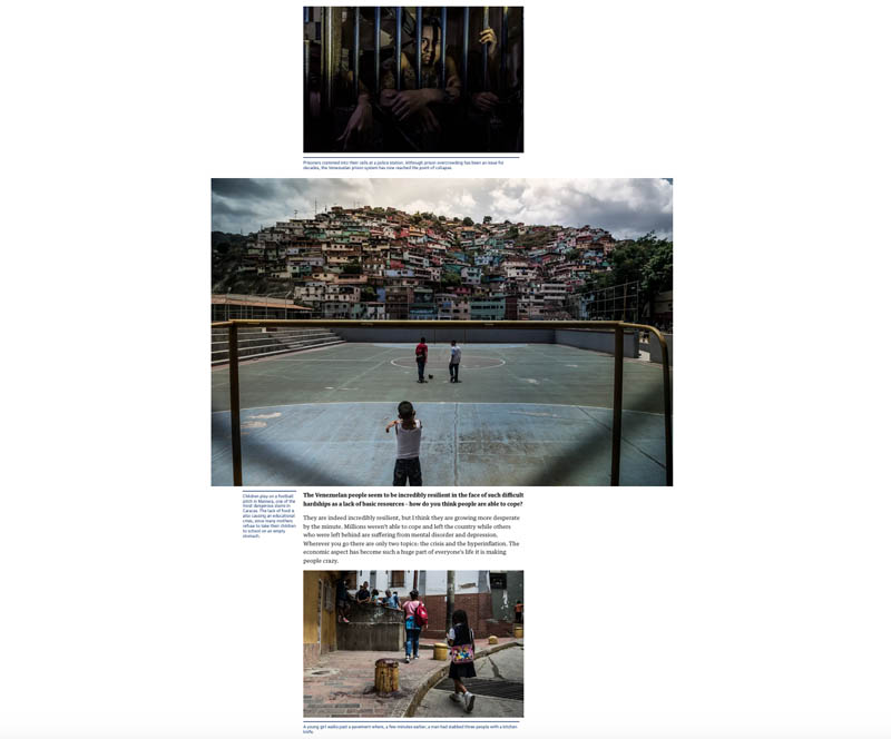 Venezuela's revolution of hunger: a photo essay 10