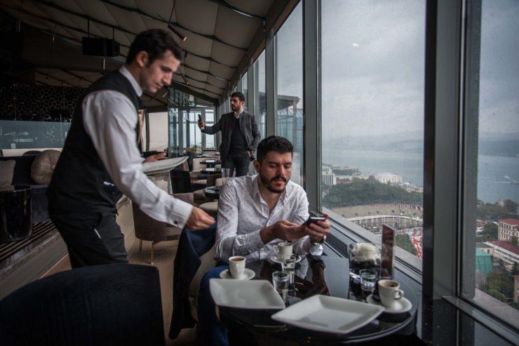 Damascus On The Bosphorus