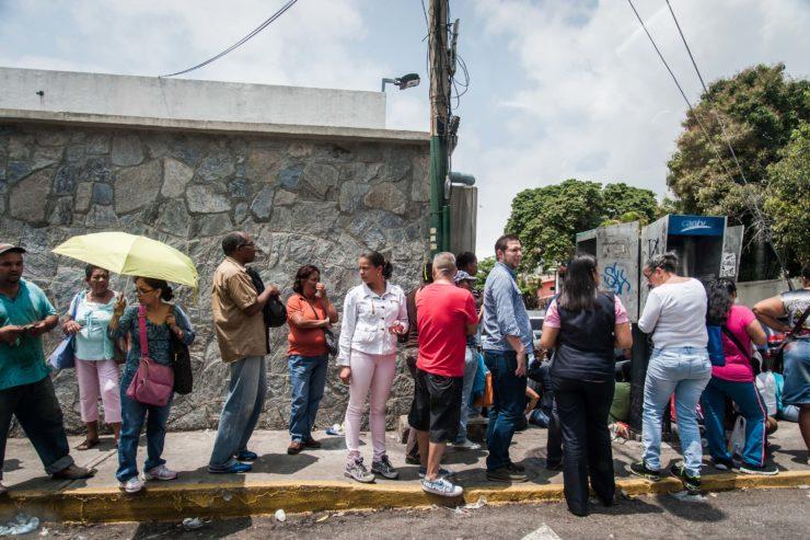 Caracas. The Q Crisis