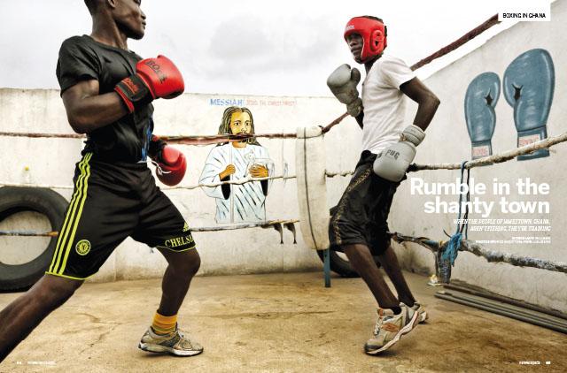 Boxing Ghana 1