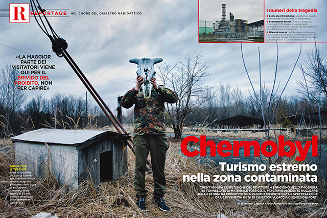 Chernobyl | Turismo estremo 1