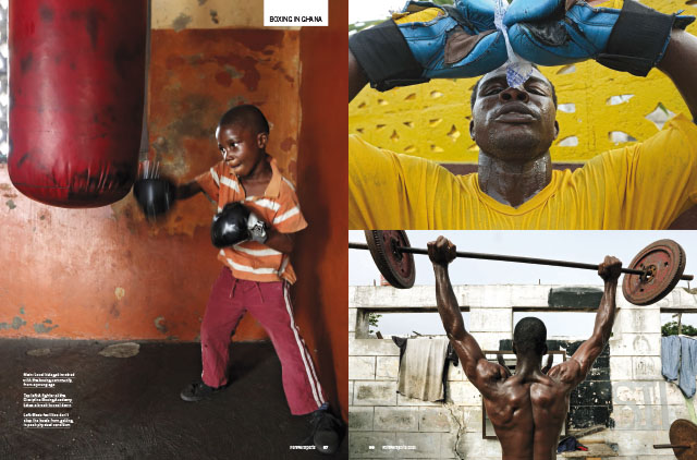 Boxing Ghana 2