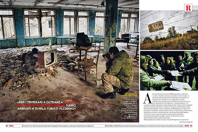 Chernobyl | Turismo estremo 2