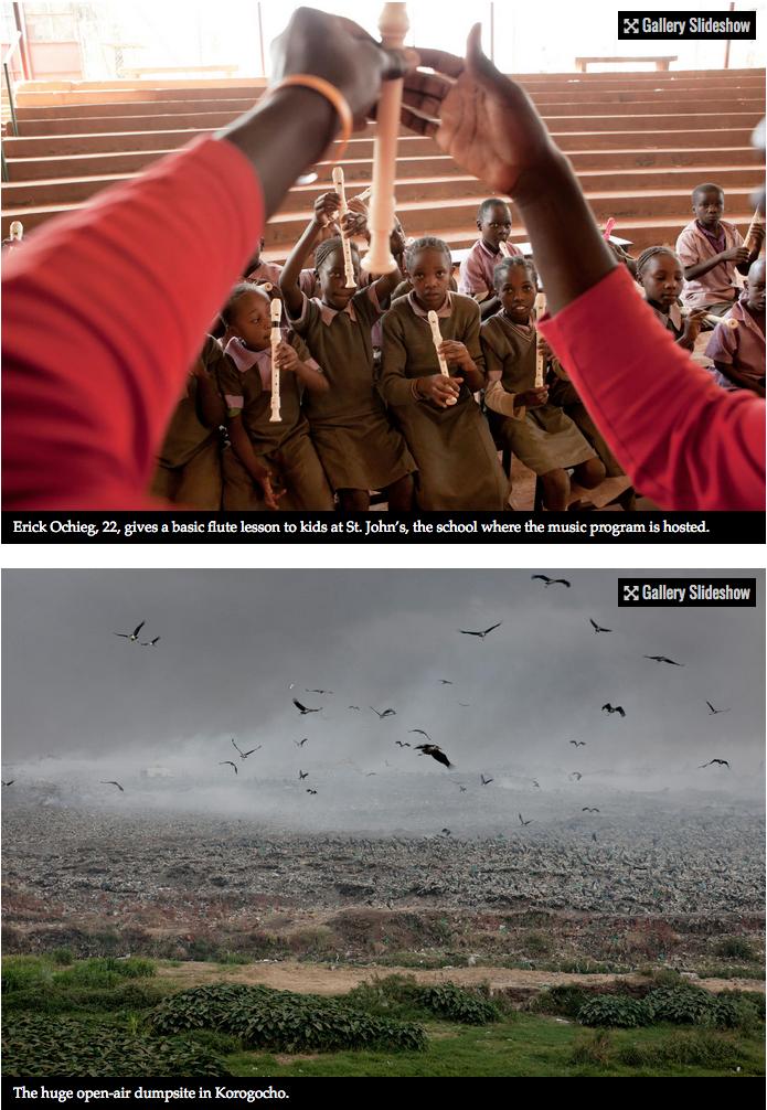 Bach to the future in a Nairobi slum 3