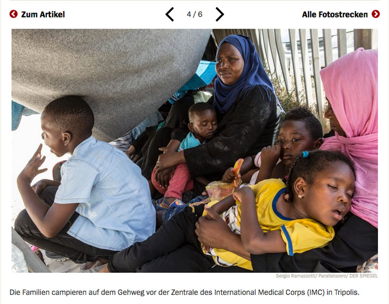 Libya |  Ein Leben in Angst vor den Milizen 4